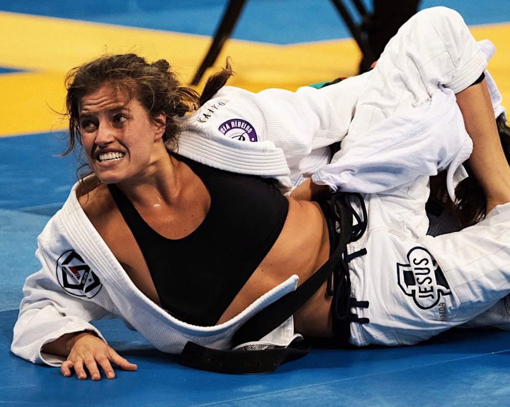 BJJ Beginner's Guide: Your First Competition