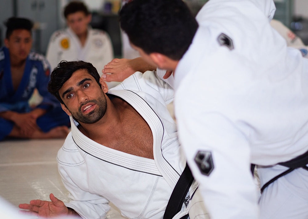 BJJ Beginner's Guide: How to Drill (Properly)