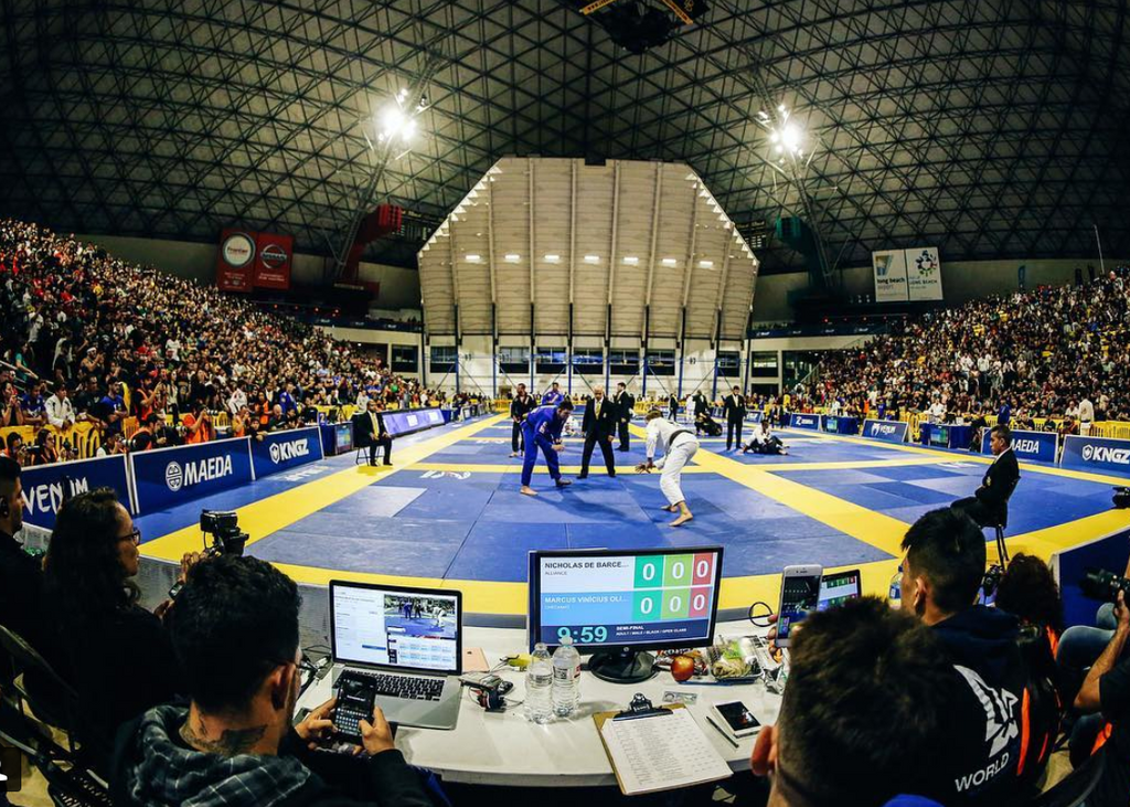 GUIDE: Jiu Jitsu Event Promotions – Fighters Market