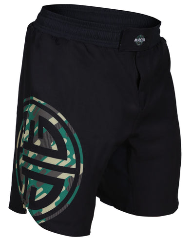 Maeda Camo Competition Shorts - Fighters Market