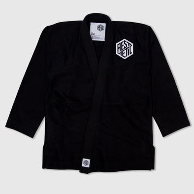 Aesthetic Ultralite Noir Gi - Fighters Market