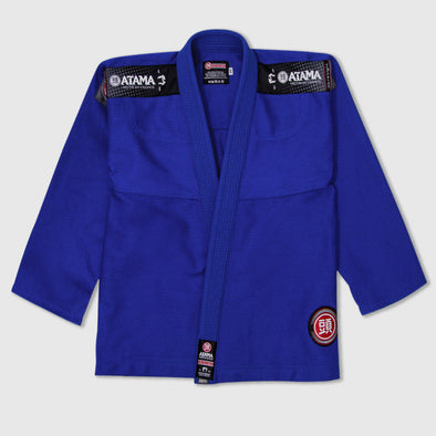 Blue Atama Ultra Light Kids Gi