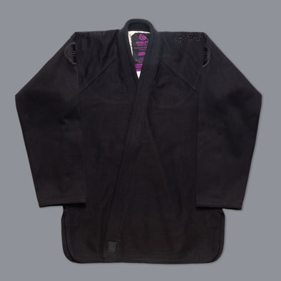 Scramble Athlete V4 550+ Jiu JItsu Gi - Midnight Edition