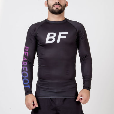 BearFoot Vice Rash Guard - Fighters Market