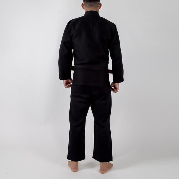 Blank Kimonos Pearl Weave BJJ Gi w/ Free White Belt - Fighters Market