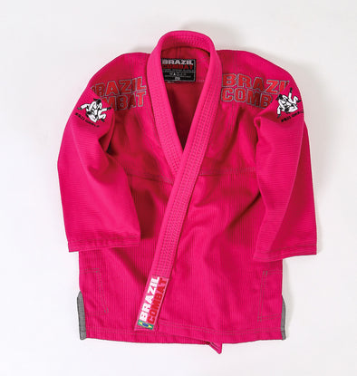 Brazil Combat Roots Kids Jiu Jitsu Gi - Fighters Market