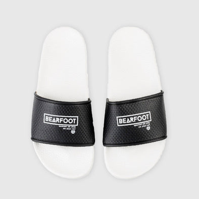 BearFoot Springfield Slides White
