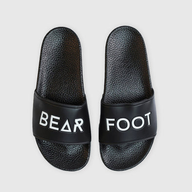 BearFoot Stafford Slides Black