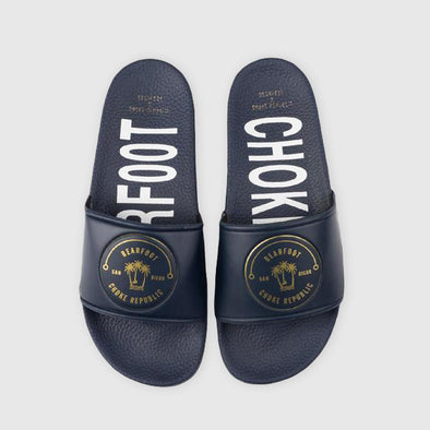 Bearfoot x Choke Republic Slides Top View