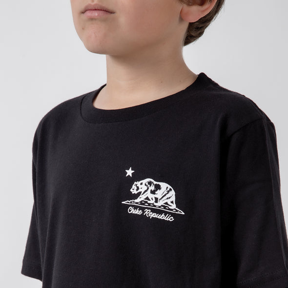 Choke Republic Empire Kids Tee - Fighters Market