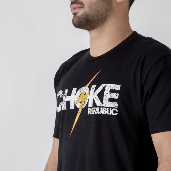 Choke Republic Bolt Tee - Fighters Market