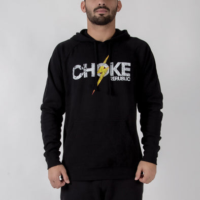 Choke Republic Bolt Hoodie - Fighters Market