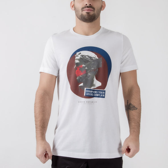 Choke Republic Champions Train Tee - Fighters Market