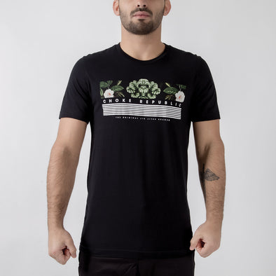 Choke Republic Floral Tee - Fighters Market