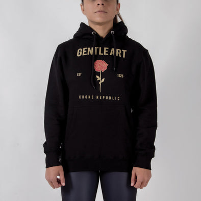 Choke Republic Gentle Art Women's Hoodie