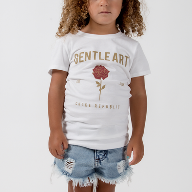 Choke Republic Gentle Art Youth Tee - Fighters Market