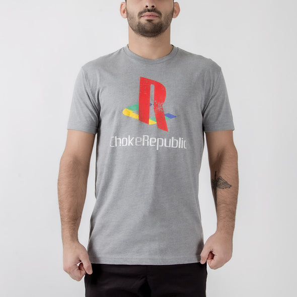 Choke Republic Gamer Tee - Fighters Market
