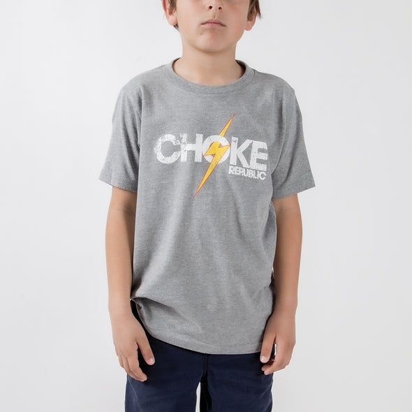 Choke Republic Bolt Kids Tee - Fighters Market