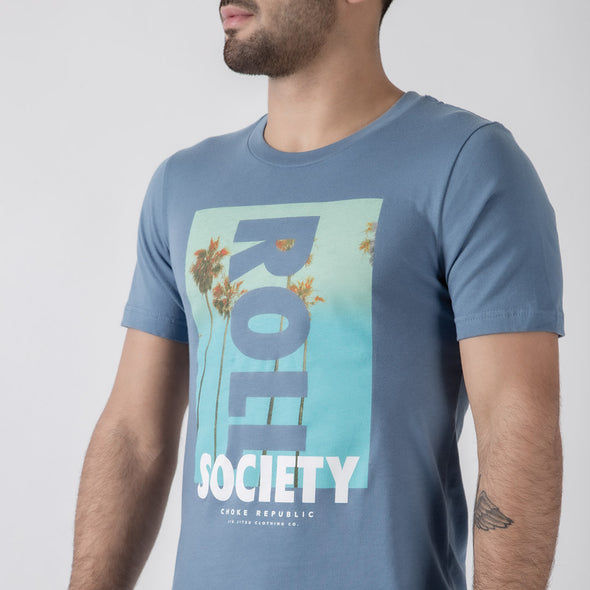 Choke Republic Roll Society Tee - Fighters Market