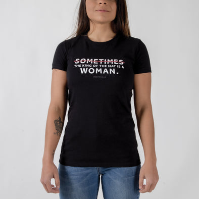 Choke Republic Sometimes Women's Tee - Fighters Market