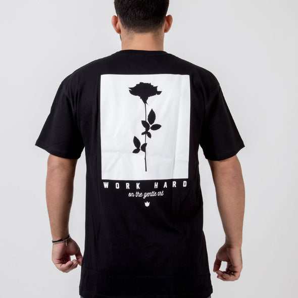 Kingz Rose Tee - Fighters Market