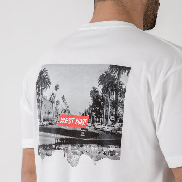 Choke Republic West Coast Territory Tee - Fighters Market
