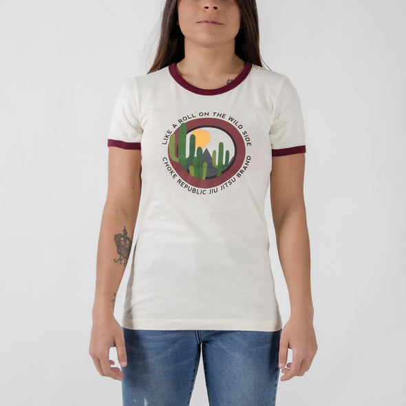 Choke Wild Side Women's Tee - Fighters Market