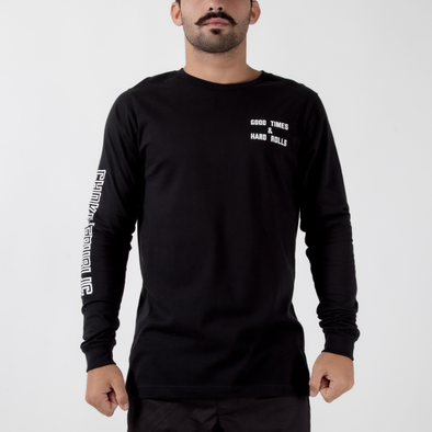 Choke Republic Hard Rolls L/S Tee - Fighters Market