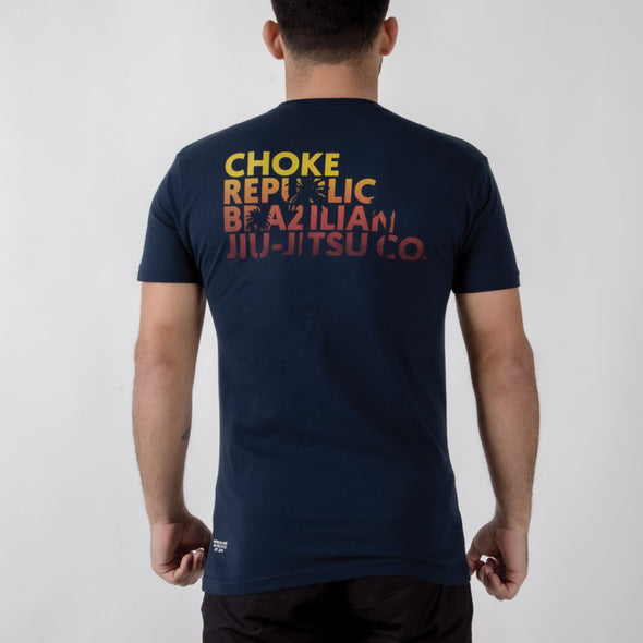 Choke Republic Sunset Tee - Fighters Market