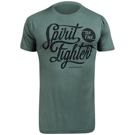Hayabusa Classic Spirit of the Fighter Tee - Fighters Market