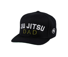 Choke Republic Jiu Jitsu Dad Flexfit Hat - Fighters Market