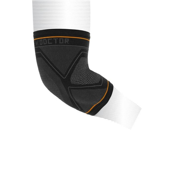 Shock Doctor Compression Knit Elbow Sleeve w/Gel Support - Fighters Market