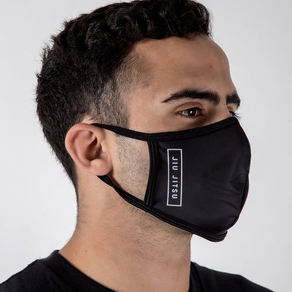 Jiu Jitsu Box - Unisex Face Mask - Fighters Market