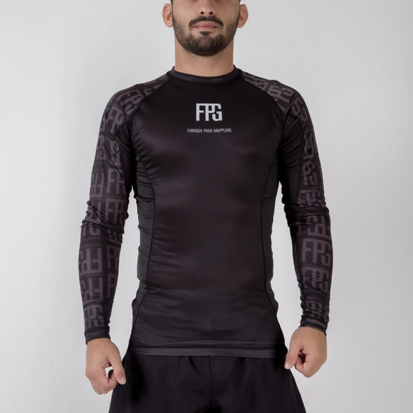 FPG Dominant L/S Rash Guard - Fighters Market