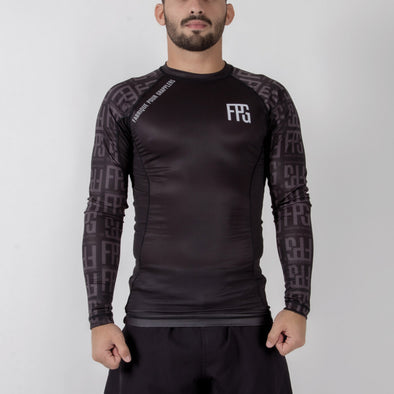 FPG Teflon L/S Rash Guard - Fighters Market