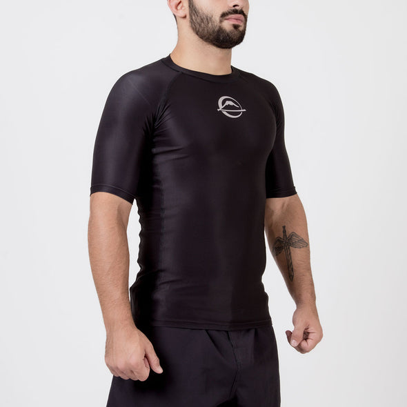 Fuji Baseline Ranked S/S Rash Guard - Fighters Market