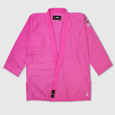 Fuji BJJ Single Weave Women's Gi - Pink