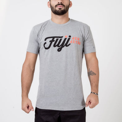 Fuji Script Tee - Fighters Market