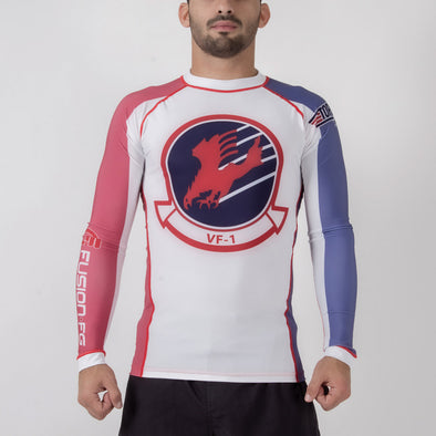 Fusion FG Top Gun Goose Volleyball Rash Guard - Fighters Market