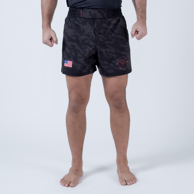 Future Kimonos Under Dawg Comp Shorts - Grey - Fighters Market