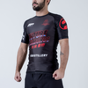 Future Kimonos Gordon Ryan ADCC Rash Guard - Black - Fighters Market