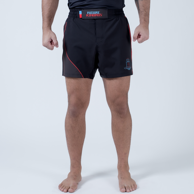 Future Kimonos King Ryan 2020 Fight Shorts - Black - Fighters Market