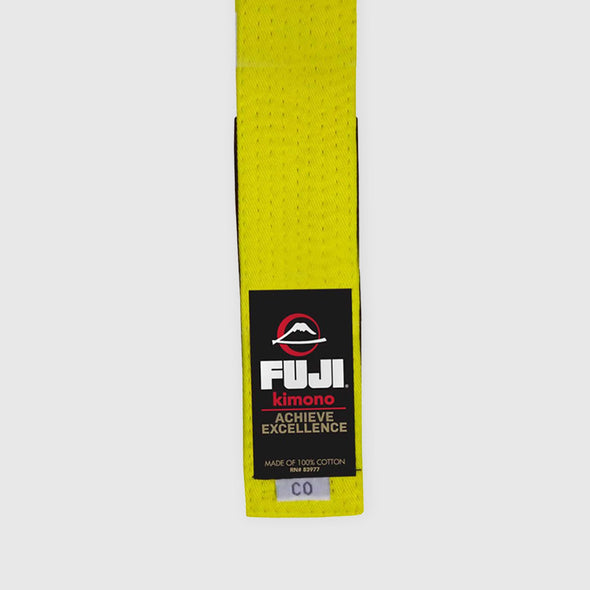 Fuji Kids Jiu Jitsu Belt - Fighters Market