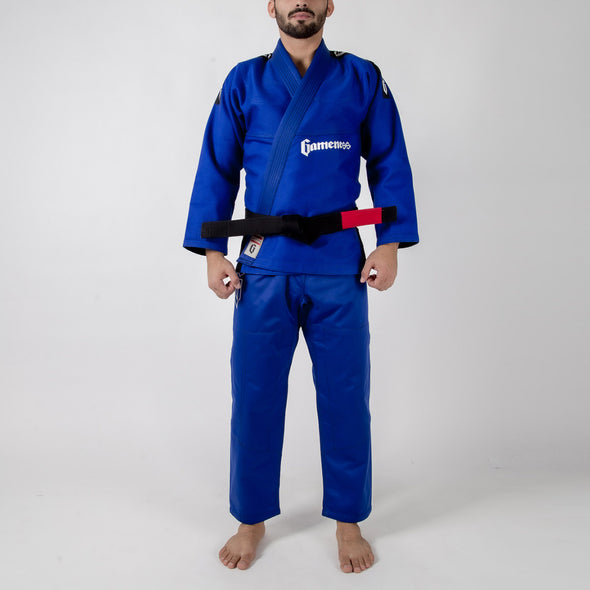Gameness Pearl Jiu Jitsu Gi - Fighters Market