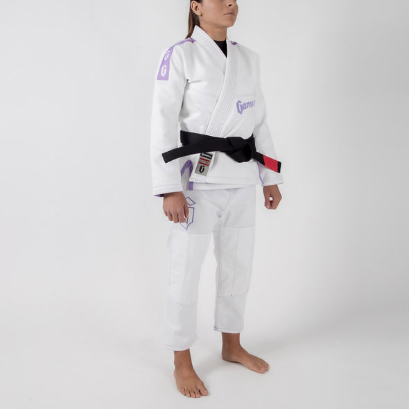 Gameness Womens Pearl Gi