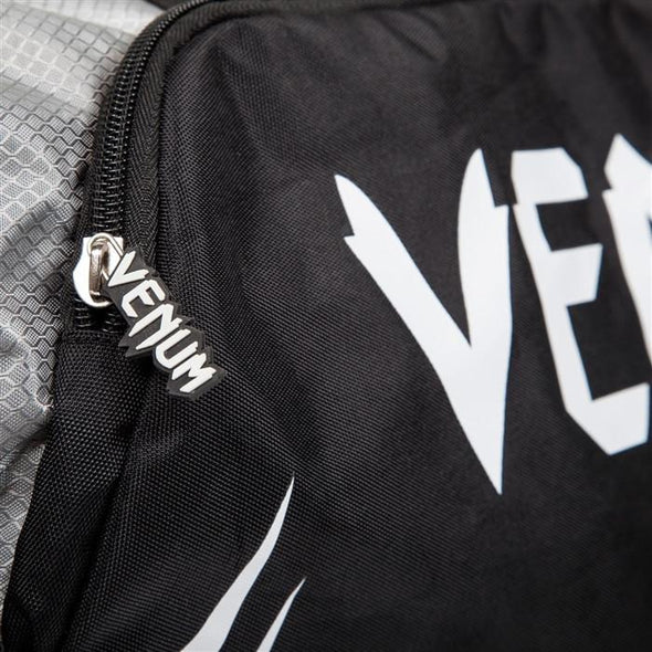 Venum Trainer Lite Sport Bag - Black - Fighters Market
