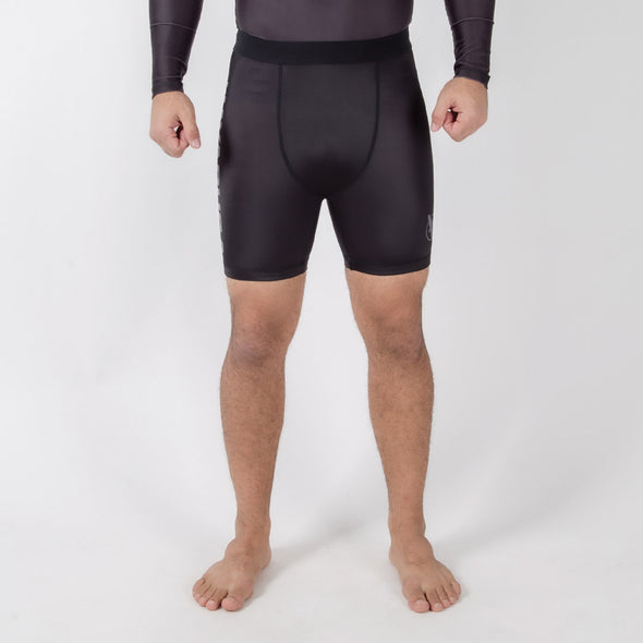 Hayabusa Compression Shorts -Front View- Fighters Market