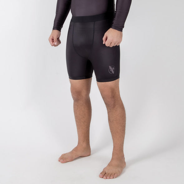 Hayabusa Compression Shorts -Left Facing- Fighters Market