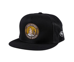 Choke Republic Jiu Jitsu then Beer Trucker Hat