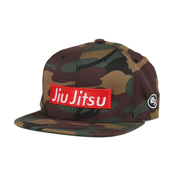 Choke Republic Jiu Jitu Supreme Snapback Hat - Fighters Market